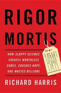 Rigor Mortis Book Cover